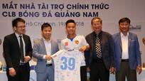 Quảng Nam chi 60 tỷ đồng cho V.League 2018