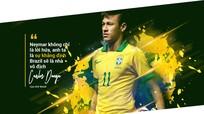 Nước mắt Neymar và toan tính chiến thuật