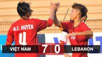 U16 nữ Việt Nam thắng trận thứ 3 liên tiếp ở vòng loại U16 châu Á 2019