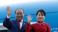Thủ tướng Việt Nam đến Tokyo dự Hội nghị Cấp cao Hợp tác Mekong – Nhật Bản