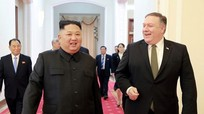 Lãnh đạo Triều Tiên Kim Jong-un sẵn sàng mời thanh sát viên tới Triều Tiên