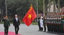 Bộ trưởng quốc phòng Mỹ thăm Việt Nam: Thúc đẩy hợp tác quốc phòng Việt - Mỹ