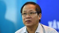 Quốc hội miễn nhiệm chức vụ Bộ trưởng đối với ông Trương Minh Tuấn