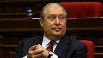 Armenia giải tán Quốc hội và ấn định thời điểm bầu cử