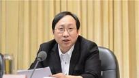 """Trung Quốc: Bí thư thành phố """"ngã ngựa"""" vì vợ cũ hống hách"""