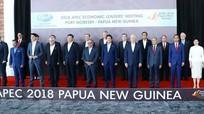 Thủ tướng Việt Nam và các lãnh đạo APEC tập trung thảo luận về thương mại tự do