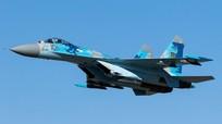 Tiêm kích Su-27 Ukraine lại rơi, phi công thiệt mạng