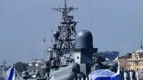 Các tàu chiến của Hải quân Nga sẽ hiện diện ở các vùng biển trên thế giới
