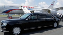 """Nga đưa vào sản xuất hàng loạt loại xe """"Kortezh"""" mà ông Putin sử dụng"""