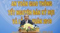 Phó Thủ tướng Thường trực phát động Năm An toàn giao thông 2019