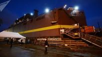 Rosgvardiya sẽ bảo vệ nhà máy nhiệt điện hạt nhân nổi đầu tiên trên thế giới