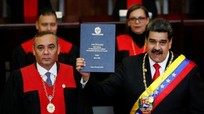 Tổng thống Venezuela Maduro bắt đầu nhiệm kỳ thứ 2 giữa vòng vây cô lập