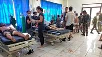Đánh bom kép tại Philippines, ít nhất 21 người chết