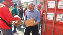 Venezuela nhận hàng viện trợ từ Cuba, Trung Quốc