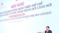 Phó Thủ tướng Vương Đình Huệ: Chính phủ muốn các địa phương, doanh nghiệp hiến kế