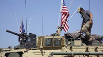 Hoa Kỳ rút quân khỏi Syria qua lãnh thổ Iraq