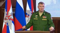 Bộ Quốc phòng Nga bác tin đánh tráo tên lửa 9M729 trong họp báo