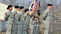 Ông Trump đề cập vấn đề quân Mỹ ở Hàn Quốc trước thượng đỉnh Mỹ-Triều