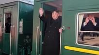Chuyến tàu của ông Kim đi thẳng tới Việt Nam mà không dừng lại ở Bắc Kinh