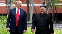 Lịch làm việc hôm nay của lãnh đạo Mỹ - Triều Tiên