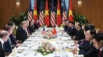 Tổng thống Mỹ được thiết đãi chả cá Lã Vọng trong bữa trưa với Thủ tướng Việt Nam