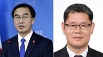 Hàn Quốc thay bộ trưởng phụ trách quan hệ với Triều Tiên