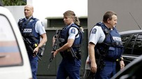 Nóng: Xả súng đẫm máu tại hai nhà thờ Hồi giáo ở New Zealand