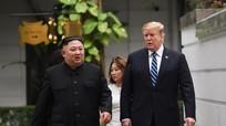 Trump: Tôi đang có quan hệ rất tốt đẹp với ông Kim Jong-un