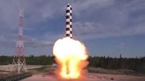 """Tổng thống Putin: Siêu tên lửa """"Sarmat"""" sắp hoàn tất thử nghiệm"""