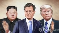 Trump gửi lời nhắn cho Kim Jong-un qua Tổng thống Hàn Quốc
