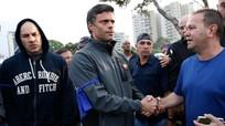 Tòa án Venezuela ra lệnh bắt thủ lĩnh đối lập sau đảo chính
