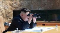 Lãnh đạo Triều Tiên trực tiếp giám sát vụ phóng tên lửa diệt mục tiêu trên biển