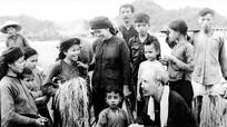 Hồ Chí Minh - tấm gương lớn về sự nêu gương