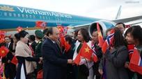 Thủ tướng Nguyễn Xuân Phúc bắt đầu thăm chính thức Na Uy