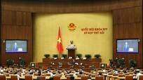 Tuần làm việc thứ ba của Kỳ họp thứ 7, Quốc hội khóa XIV: Chất vấn 4 bộ trưởng