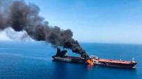 Mỹ tuyên bố có bằng chứng Iran dùng thủy lôi tấn công tàu dầu ở Vịnh Oman