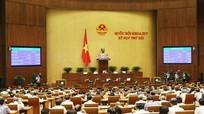 Ngày làm việc cuối cùng của Kỳ họp thứ 7, Quốc hội khóa XIV