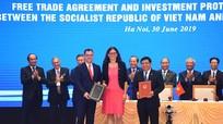 Chính thức ký Hiệp định thương mại tự do song phương giữa Việt Nam và EU