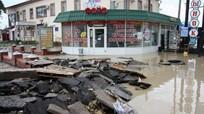 Hàng trăm người bị thương trong đợt lũ kinh hoàng ở Nga