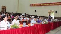 Tân Kỳ, Quỳ Hợp khai mạc kỳ họp HĐND huyện