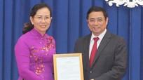 Bà Lê Thị Thủy được điều động làm Bí thư Tỉnh ủy Hà Nam