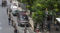 7 vụ nổ liên tiếp ở thủ đô Bangkok