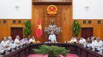 Thủ tướng chủ trì họp Thường trực Tiểu ban Kinh tế-Xã hội