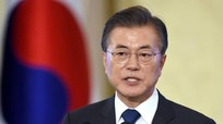 Tổng thống Hàn Quốc thay đồng loạt 8 bộ trưởng