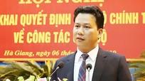 Ông Đặng Quốc Khánh làm đại biểu Quốc hội tỉnh Hà Giang