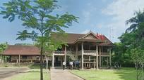 Chủ nhiệm Ủy ban Kiểm tra Tỉnh ủy dự sinh hoạt chi bộ tại bản dân tộc Thái