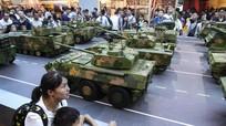 Hiệp ước Buôn bán Vũ khí: Quân cờ chính trị trong tay Mỹ và Trung Quốc?