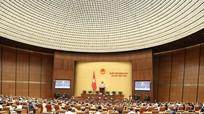 Thủ tướng và các bộ trưởng tham gia trả lời chất vấn, giải trình trước Quốc hội