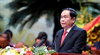 Chủ tịch Ủy ban MTTQ Việt Nam: Tập hợp lực lượng, phát huy sức mạnh đại đoàn kết toàn dân tộc