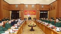 Tổng Bí thư Nguyễn Phú Trọng chủ trì Hội nghị Tổng kết công tác quân sự, quốc phòng